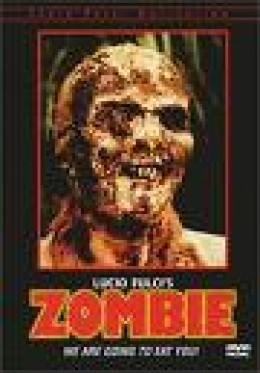 Zombie posters and any type of framed poster art, collections are your own choice.
