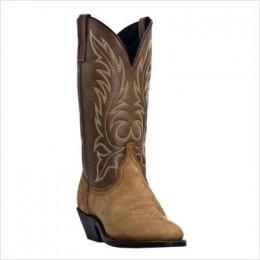 "Ladies' Laredo 11"" Leather Boot Black"