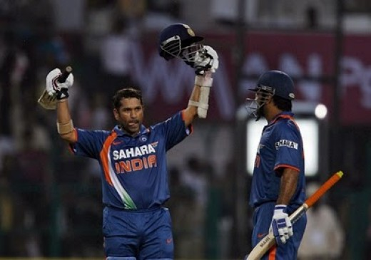 Sachin 200 runs not out - 24th February 2010