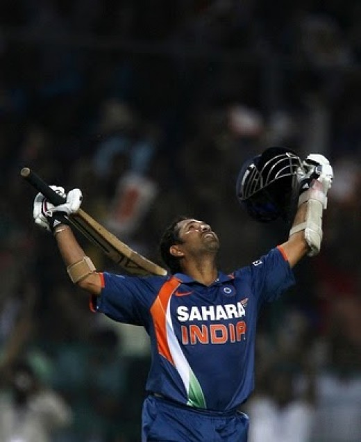 Sachin 200 runs not out - Feb 24 2010