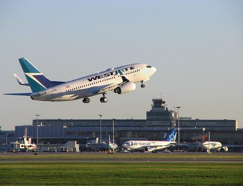 Airline Tickets to Anaheim with WestJet