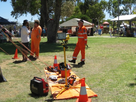 SES Volunteers Kalbarri