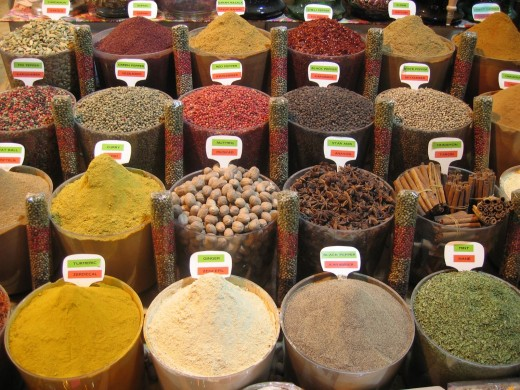 Creative use of seasonings and spices reduces the need for added salt.