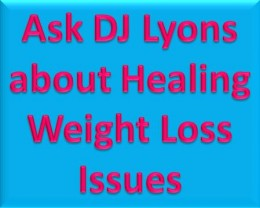 Healing Weight Loss Issues