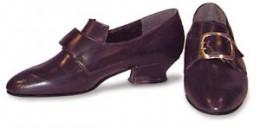 Colonial shoe