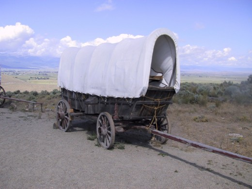 Covered Wagon - Oregon Trail
