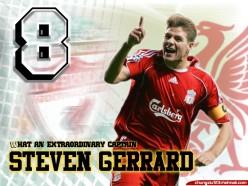 Steven Gerrard Wallpaper