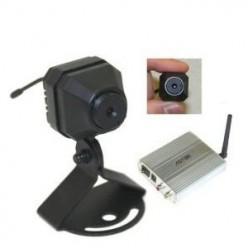 Buy Pinhole Surveillance Cameras Online - Hidden Nanny Spy Cams