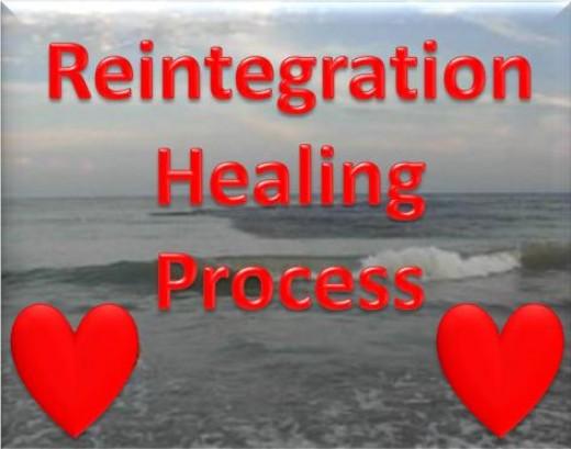 Reintegration Healing Process - picture of ocean at Myrtle Beach taken by Debbie Dunn