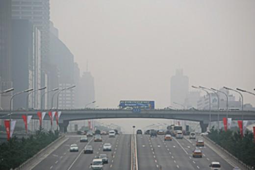 Beijing China Highway
