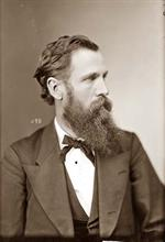 Jonas McGowan, commanding officer of Company I, 9th Regiment Michigan Calvary
