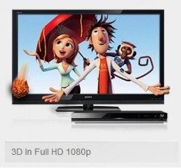 Enjoy Full HD 1080p 3D with your Sony BDP-S570 Wireless Blu-Ray Disc Player