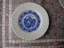 Example of local ceramic work