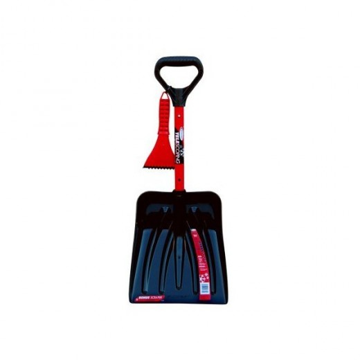 Collapsible Shovel with Scraper