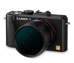Panasonic Lumix DMC-LX5 10.1 MP Digital Camera with 3.8x Optical Image Stabilized Zoom and 3.0-Inch LCD
