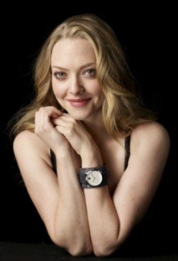 Amanda Seyfried looking gorgeous for Movado.