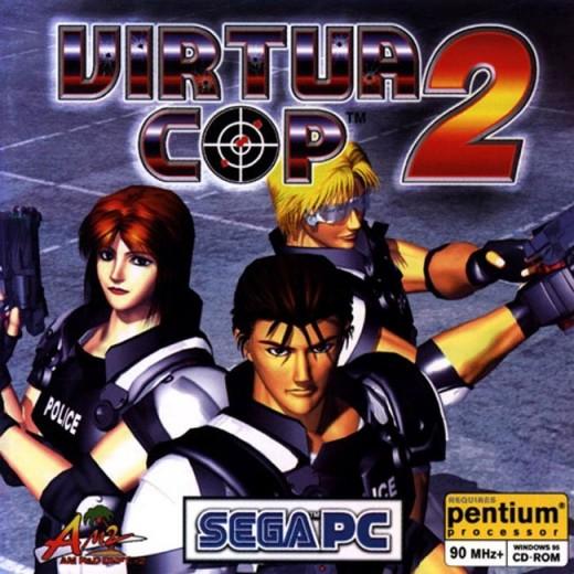 Free download Virtua Cop 2