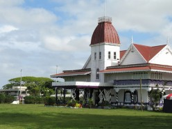 The King's Palace in Tonga