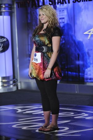 Idol auditions: Lauren Alaina, 15 years old