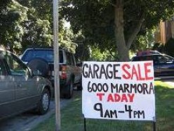 How to Make a Ton of Money at Garage Sales - Good Money-Makers