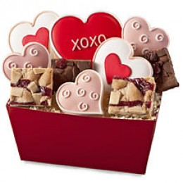 Sweetheart's Cookie Box