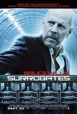 Surrogates makes you realize how close we are to some very serious questions about what is possible and what is reality.
