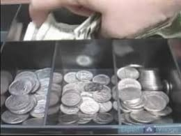 Make sure you have enough cash and coin on hand so you don't miss a sale because you don't have the right change!