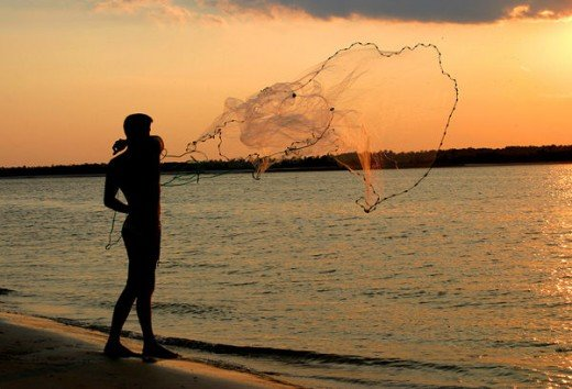 Cast your net wider...
