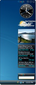 Google Homepage Sidebar Desktop Download