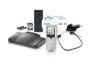 Buy a Philips digital dictation kit