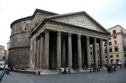 Pantheon Of Rome