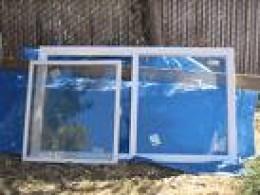 New Dual-pane window