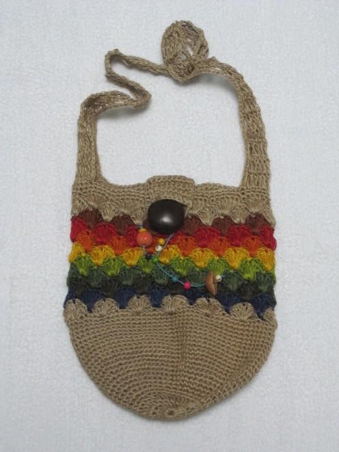Handmade Yute Purse