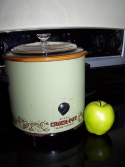 Old Slow Cooker
