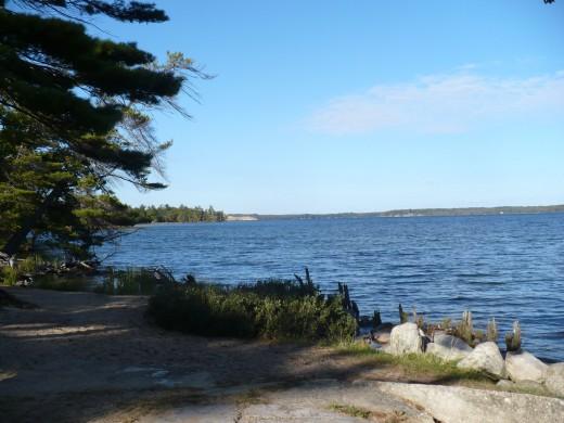 Hamlin Lake, Ludington State Park