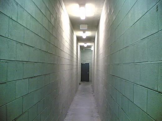 Closed spaces