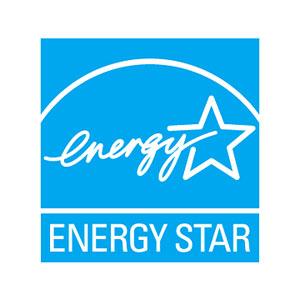 The powersaving energy star label.