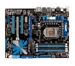 ASUS P7P55D-E Pro - LGA 1156 - Intel P55 - DDR3 - USB 3.0 SATA 6Gb/s - ATX Motherboa