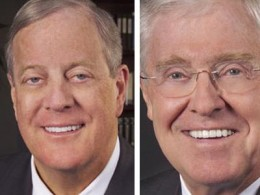 tThe Infamous Koch Brothers David & Charles