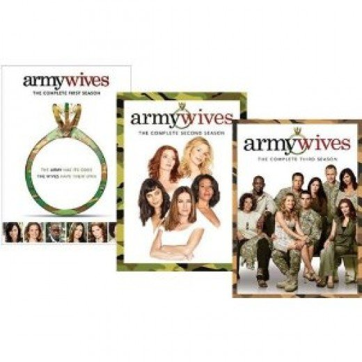 Buy Army Wives DVD Box Set