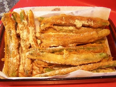 Stockton's Fried Asparagus