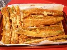 Stockton's Fried Asparagus