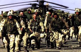 U.S Army in Afganistan