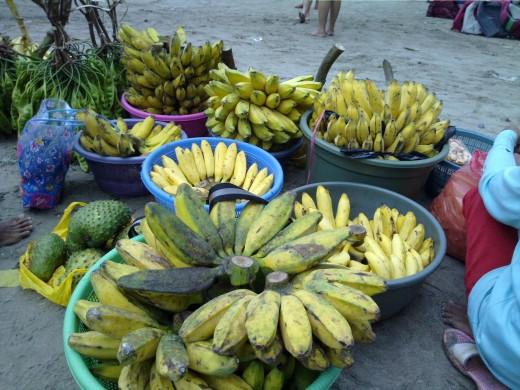 Fruits are good sources of potassium.