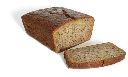 The Best Banana Bread  from Grandma's Kitchen!