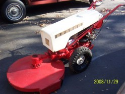 Does Anyone Remember the Old Gravely Walk Behind?
