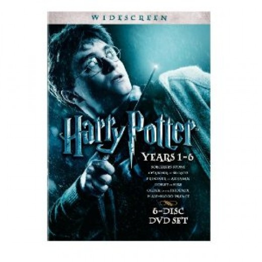 You can own the first 6 Harry Potter DVD's