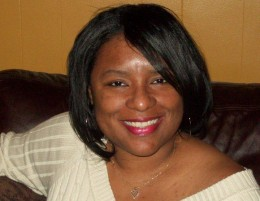 Author, Carla Pennington