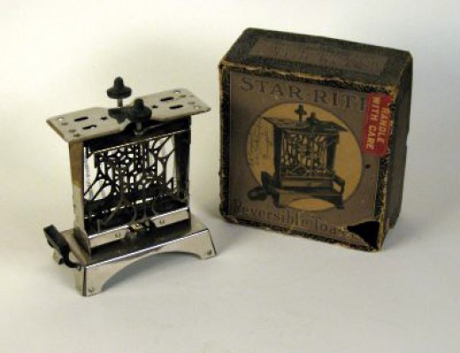 1920 Electric Toaster ~ Toasters of the s delishably