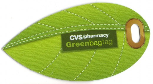 Extra Care Tags earn you $1 ECB every four times you bring your own bag and get the tag scanned.